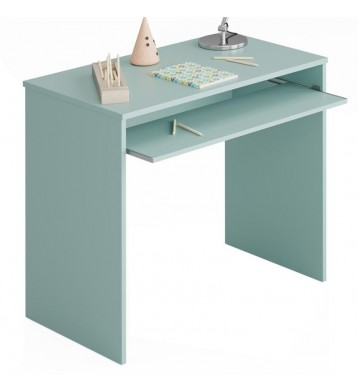 Mesa escritorio color verde...