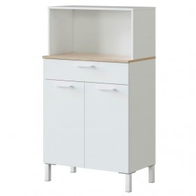 Mueble cocina microondas Yuka 126x72x40