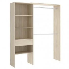 Mueble vestidor armario abierto Suit 160-110 cm