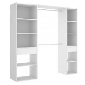 Vestidor abierto armario habitación Suit 200-140 cm