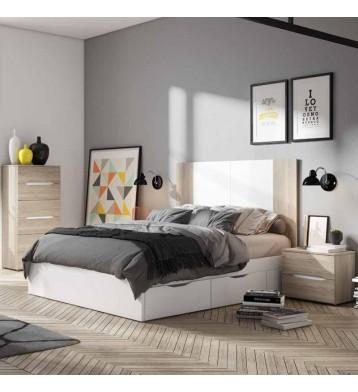 Conjunto muebles dormitorio...