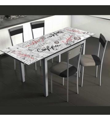 Pack mesa y sillas Coffe