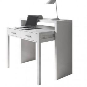 Mesa escritorio desplazable tocador 98cm