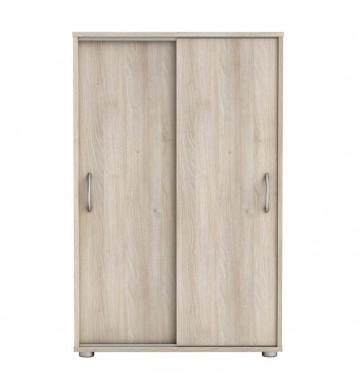 Armario zapatero puertas correderas. Haya. 68x106cm