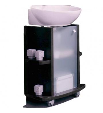 Bajo para lavabo wengue