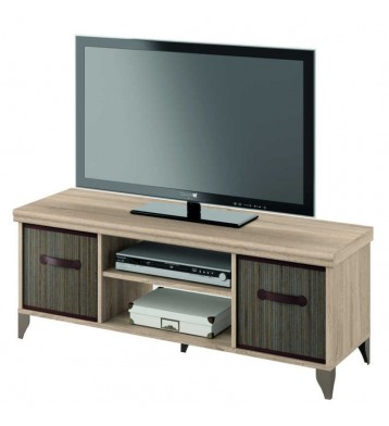Mesa de TV 120 Talos color roble