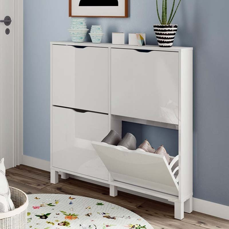 Mueble zapatero estrecho Mary 98x17 cm