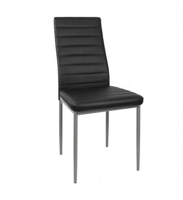 Pack 2 sillas Tavata salón comedor color negro