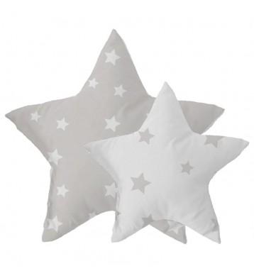 2 cojines Estrella decoracion infantil