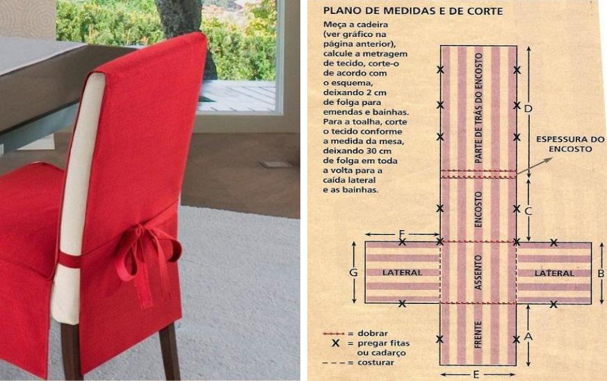 Cómo hacer fundas para sillas de forma fácil y eficaz - Blog ...