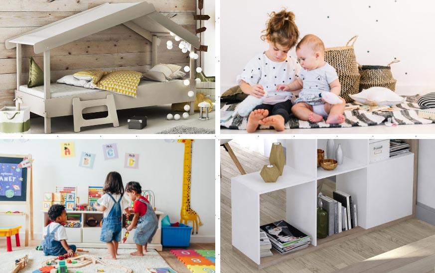 Decoraci n de habitaci n infantil montessori blog miroytengo for Decoracion habitacion infantil montessori